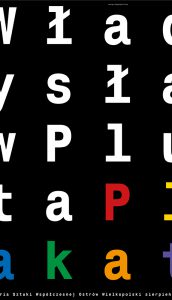 władysław pluta. plakat.